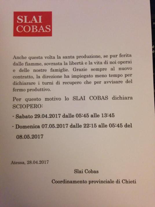 20170428_Sciopero Sevel_Slai Cobas